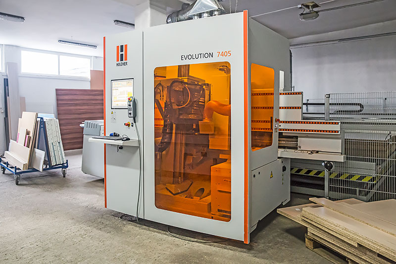 <b>CNC machining</b><br>is what makes every order possible